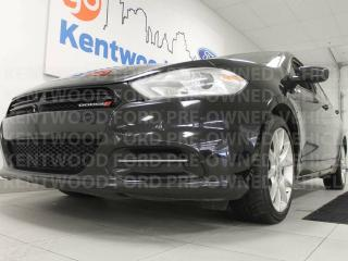 Used 2013 Dodge Dart SXT multiair turbo 6-SPD manual. Ready for the car of a lifetime? for sale in Edmonton, AB