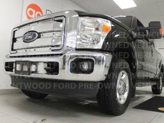 Used 2015 Ford F-250 F-250 4x4 with power drivers seat, 3 front seats and it's gorgeous for sale in Edmonton, AB