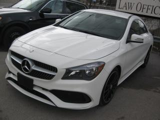Used 2017 Mercedes-Benz CLA-Class CLA 250 for sale in Scarborough, ON