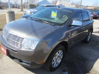 Used 2010 Lincoln MKX for sale in Hamilton, ON