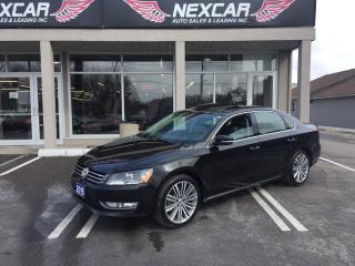 Used 2015 Volkswagen Passat Auto for sale in North York, ON