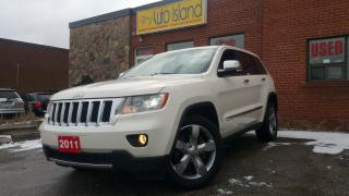 Used 2011 Jeep Grand Cherokee Overland for sale in North York, ON