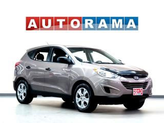 Used 2013 Hyundai Tucson LIMITED LEATHER SUNROOF BACKUP CAM AWD NAVIGATION for sale in North York, ON