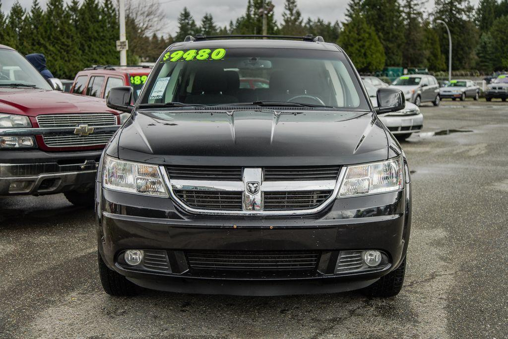 used 2010 dodge journey sxt bluetooth 3rd row no accidents loaded for sale in surrey. Black Bedroom Furniture Sets. Home Design Ideas