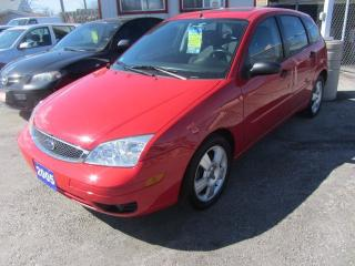 Used 2005 Ford Focus SES ZX5 for sale in Hamilton, ON