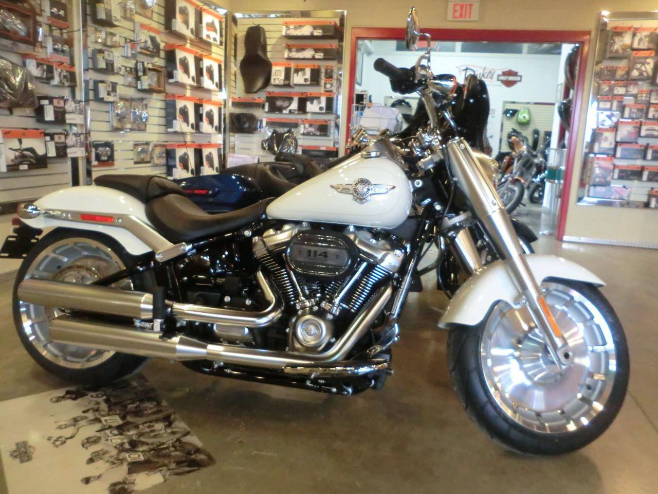 2018 Harley-Davidson FAT BOY FLFBS 114
