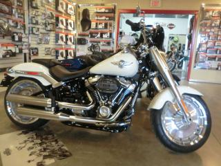 New 2018 Harley-Davidson FAT BOY FLFBS 114 for sale in Blenheim, ON