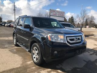 Used 2010 Honda Pilot Touring for sale in Komoka, ON