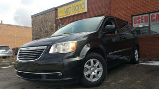 Used 2012 Chrysler Town & Country TOURING,Navi,Cam,Bluetooth for sale in North York, ON