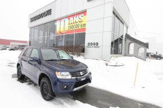 Used 2013 Suzuki Grand Vitara JLX - Le Moins Cher !! for sale in Sherbrooke, QC