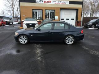 Used 2006 BMW 3 Series Berline 4 portes traction arrière 325i for sale in Saint-sulpice, QC