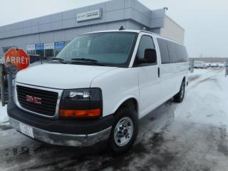 Used 2017 GMC Savana Passenger Teledeverouillage/co for sale in Blainville, QC