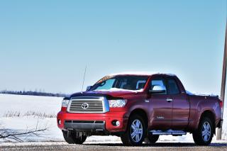 Used 2012 Toyota Tundra Limited  for sale in Estevan, SK