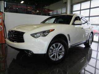 Used 2013 Infiniti FX37 AWD|PREMIUM|CAM|BOSE|BAS KM!| for sale in Saint-leonard, QC