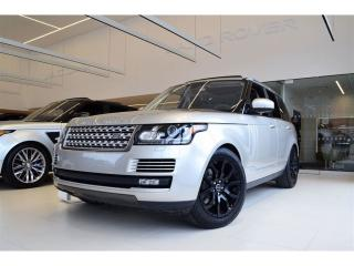 Used 2016 Land Rover Range Rover Hse Cert for sale in Laval, QC
