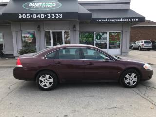 Used 2007 Chevrolet Impala LS for sale in Mississauga, ON