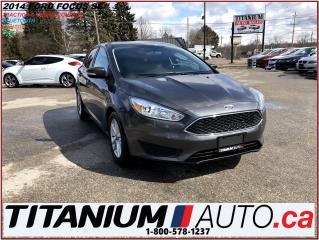 Used 2015 Ford Focus SE Hatchback+Camera+BlueTooth+Traction & Cruise+++ for sale in London, ON