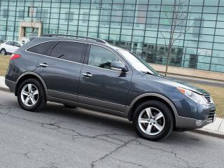 Used 2012 Hyundai Veracruz LTD|NAVI|DUAL DVD|LEATHER|7 SEATS for sale in Scarborough, ON