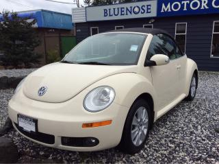 Used 2010 Volkswagen Beetle COMFORTLINE for sale in Parksville, BC