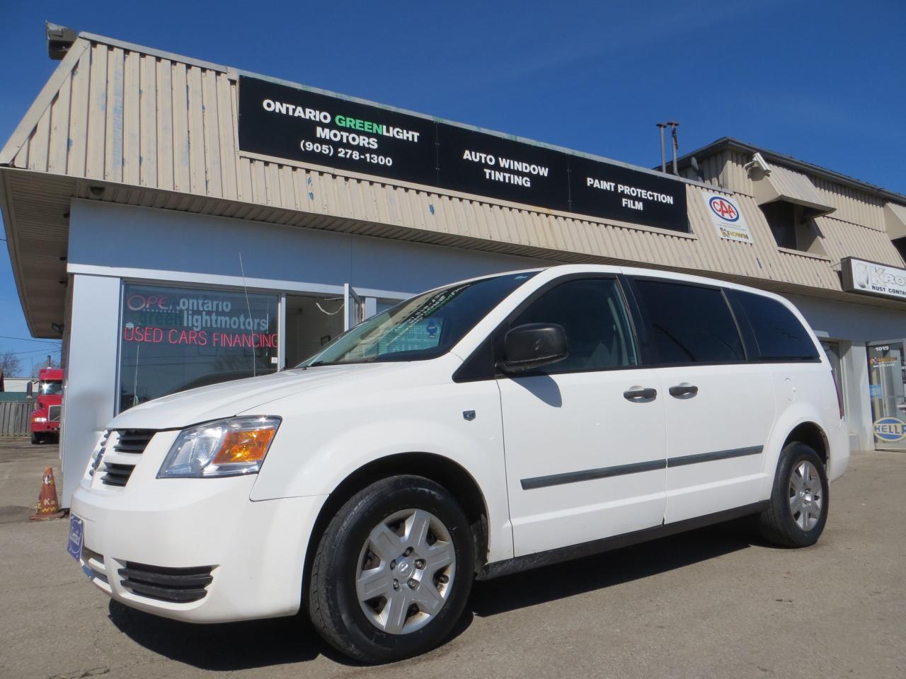 Photo of White 2009 Dodge Grand Caravan