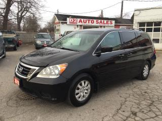 Used 2010 Honda Odyssey EX-L/DVD/Power Sliding Doors/Certified for sale in Scarborough, ON