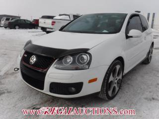 Used 2009 Volkswagen GTI BASE 2D HATCHBACK 2.0L for sale in Calgary, AB