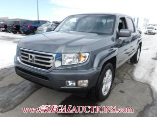 Used 2013 Honda RIDGELINE TOURING 4D 4WD for sale in Calgary, AB