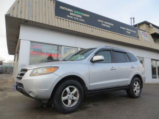 Used 2007 Hyundai Santa Fe AWD,3.3L,EXCELLENT CONDITION for sale in Mississauga, ON