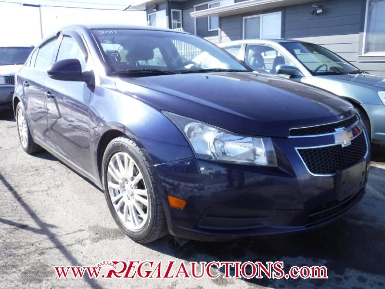 Photo of Blue 2011 Chevrolet CRUZE  4D SEDAN