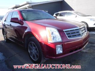 Used 2004 Cadillac SRX V8 4D UTILITY V8 AWD for sale in Calgary, AB