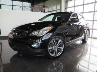 Used 2014 Infiniti QX50 |NAVI|TOIT|360 CAM|MAGS 19PO| for sale in Saint-leonard, QC