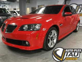 Used 2009 Pontiac G8 for sale in Montréal, QC