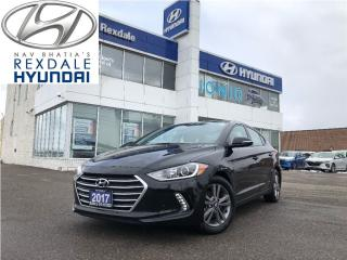 Used 2017 Hyundai Elantra GL **2.99 % FINANCING AVAILABLE O.A.C. for sale in Etobicoke, ON