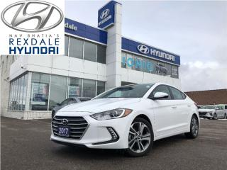 Used 2017 Hyundai Elantra GLS**2.99% FINANCING AVAILABLE O.A.C. for sale in Etobicoke, ON