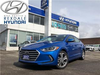 Used 2017 Hyundai Elantra GLS ** 2.99% FINANCING AVAILABLE O.A.C. for sale in Etobicoke, ON