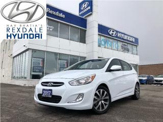 Used 2017 Hyundai Accent SE -  EXTRA CLEAN , 2.99% AVAILABLE O.A.C. for sale in Etobicoke, ON