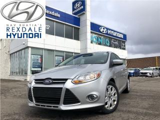 Used 2012 Ford Focus SE - LOW KM & VERY CLEAN! for sale in Etobicoke, ON