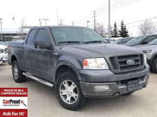Used 2004 Ford F-150 FX4 for sale in Mississauga, ON