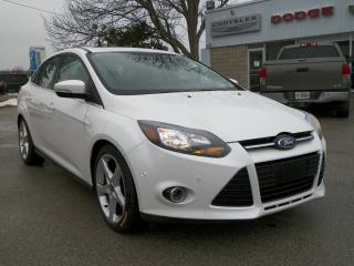 Used 2014 Ford Focus for sale in Owen Sound, ON