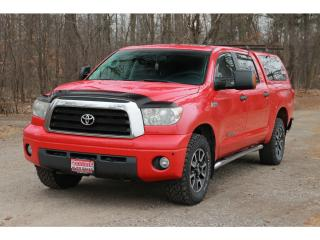 Used 2007 Toyota Tundra SR5 5.7L V8 Sunroof | 4x4 | SR5 | CERTIFIED for sale in Waterloo, ON