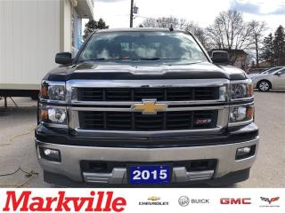 Used 2015 Chevrolet Silverado 1500 Z71-2LT-GM CERTIFIED PRE-OWNED-1 OWNER-TRUE NORTH for sale in Markham, ON