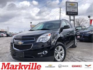 Used 2012 Chevrolet Equinox GM CERTIFIED PRE-OWNED-NEW TIRES &BRAKES-1 OWNER for sale in Markham, ON