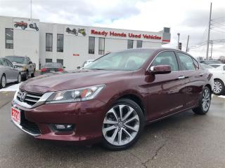 Used 2014 Honda Accord Sedan Sport for sale in Mississauga, ON