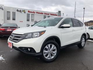 Used 2013 Honda CR-V EX - Sunroof - Alloys - Rear Camera - New Tires for sale in Mississauga, ON