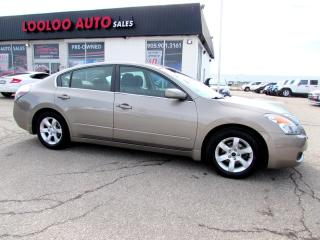 Used 2008 Nissan Altima 2.5 AUTOMATIC BLUETOOTH CERTIFIED 2YR WARRANTY for sale in Milton, ON