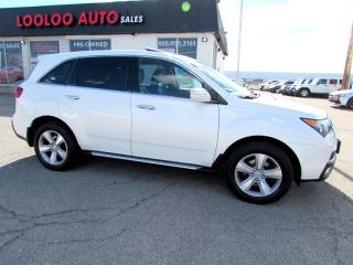 Used 2013 Acura MDX Technology Pkg DVD Navigation Camera Certified 2YR W for sale in Milton, ON