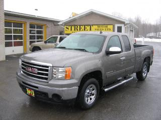 Used 2013 GMC Sierra 1500 Ext Cab 4x4 Nevada Edition for sale in Smiths Falls, ON