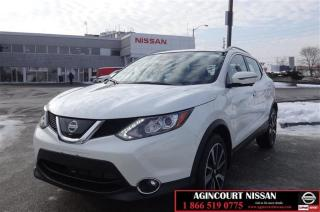Used 2017 Nissan Qashqai SL AWD CVT Platinum Demo|GPS|360 CAM|*AUTO* BRAKE| for sale in Scarborough, ON