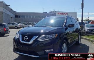 Used 2018 Nissan Rogue SV AWD CVT DEMO|TECH|FEB|BLIND SPOT|GPS|REMOTE STA for sale in Scarborough, ON