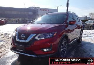 Used 2018 Nissan Rogue SL AWD CVT (2) Demo|GPS| Backup Camera|Panoramic S for sale in Scarborough, ON